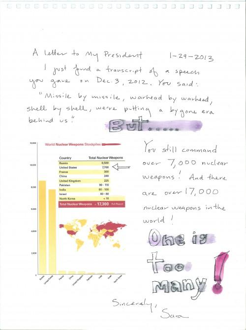 Letter #6